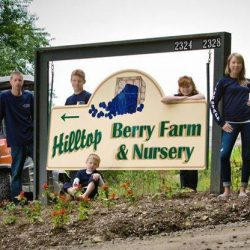 Hilltop Berry Farm