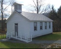 Hoover School Clifford Township Historical Society